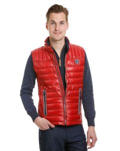 Sea Barrier bodywarmer Paladino, rood