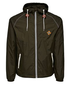 Jack en Jones neighbour jacket, donkergroen