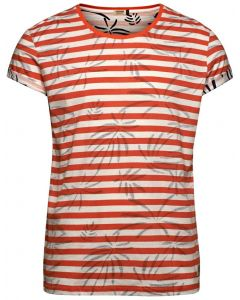 Jack & Jones Pine T-shirt, rood