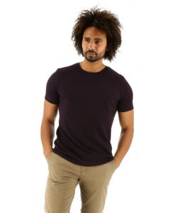 Jack & Jones JorTort T-shirt bordeaux rood